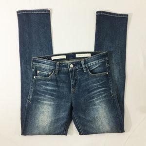 P30 Pilcro Letterpress Parallel Jeans